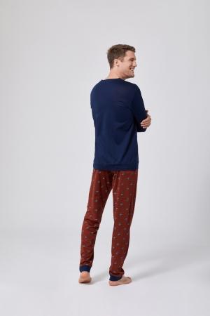 pyjama heren logo