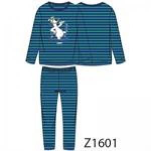 pyjama print logo