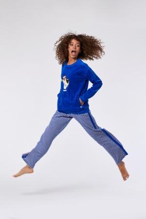 pyjama vloer logo